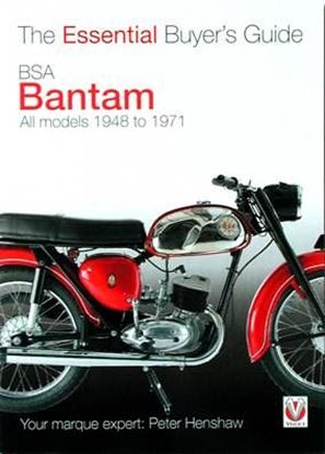 Immagine di BSA BANTAM ALL MODELS 1948 TO 1971 THE ESSENTIAL BUYER'S GUIDE