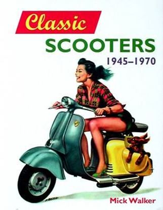 Picture of CLASSIC SCOOTERS 1945-1970