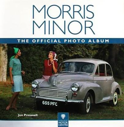 Picture of MORRIS MINOR: THE OFFICIAL PHOTO ALBUM