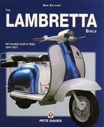 Picture of THE LAMBRETTA BIBLE: ALL MODELS BUILT IN ITALY 1947-1971 Nuova Edizione 2013