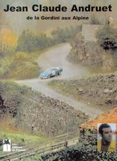 Picture of JEAN CLAUDE ANDRUET: DE LA GORDINI AUX ALPINE
