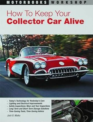 Picture of HOW TO KEEP YOUR COLLECTOR CAR ALIVE