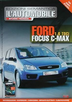 "Picture of FORD 1.6 TDCI FOCUS C-MAX SERIE ""EDIZIONI SEMANTICA per l'AUTOMOBILE"" N.49"