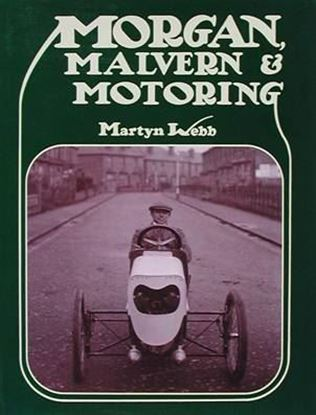 Picture of MORGAN, MALVERN & MOTORING