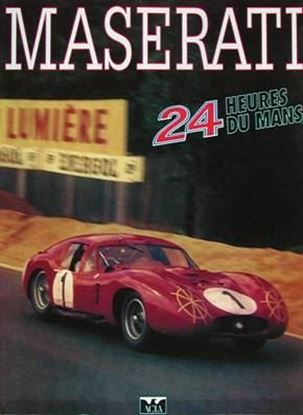 Picture of MASERATI AUX 24 HEURES DU MANS