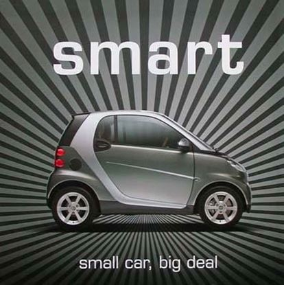 Immagine di SMART SMALL CAR, BIG DEAL