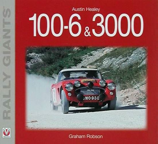 Picture of AUSTIN HEALEY 100-6 & 3000 - RALLY GIANTS