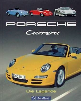 Picture of PORSCHE CARRERA DIE LEGENDE