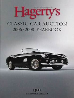 Picture of CLASSIC CAR AUCTION 2006-2008 YEARBOOK