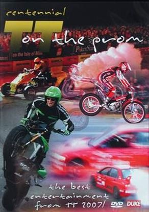 Immagine di CENTENNIAL TT ON THE PROM THE BEST ENTERTAINMENT FROM TT 2007! (Dvd)