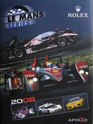 Picture of LE MANS SERIES YEARBOOK 2008