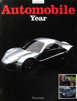 Immagine di AUTOMOBILE YEAR N. 56 2008-2009