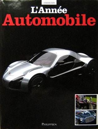 Picture of ANNEE AUTOMOBILE N.56 2008-2009
