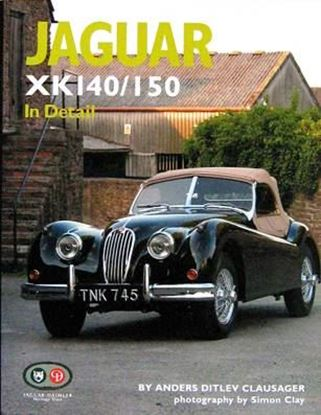 Immagine di JAGUAR XK140/150 IN DETAIL