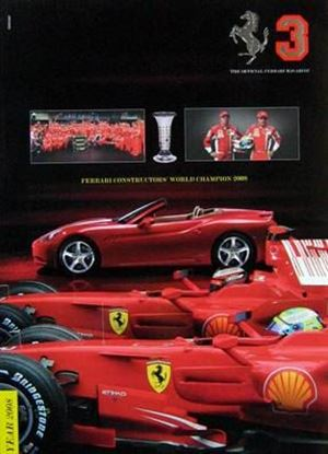 Immagine di FERRARI ANNUARIO 2008-THE OFFICIAL FERRARI MAGAZINE 03/DEC 2008
