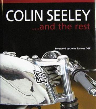 Picture of COLIN SEELEY RACER..AND THE REST - VOLUME 2