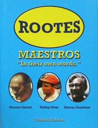 "Picture of ROOTES MAESTROS ""IN THEIR OWN WORDS"" - COPIA FIRMATA DALL'AUTORE! / SIGNED COPY BY THE AUTHOR!"