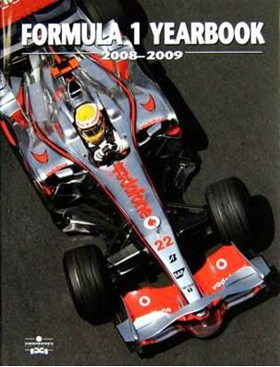 Immagine di FORMULA 1 YEARBOOK 2008-2009