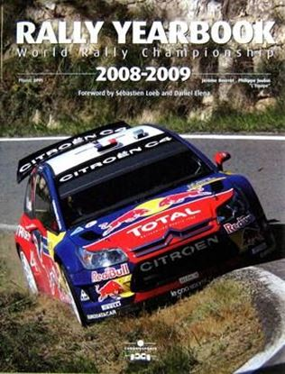 Picture of RALLY YEARBOOK 2008-2009