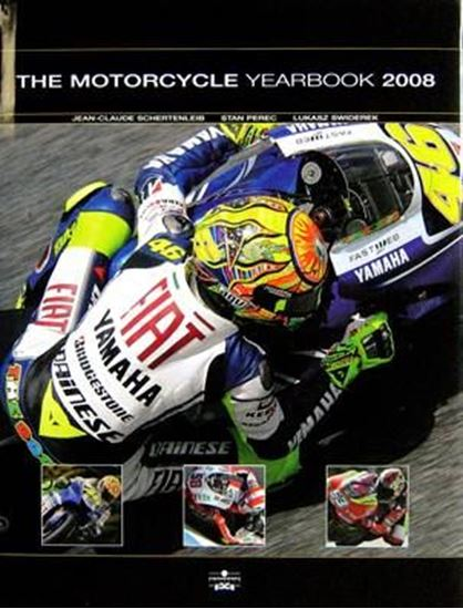 Picture of THE MOTORCYCLE YEARBOOK 2008