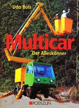 Picture of MULTICAR: DER ALLESKONNER