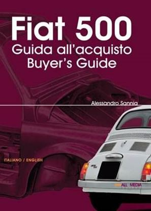 Picture of FIAT 500: GUIDA ALL'ACQUISTO - BUYER'S GUIDE