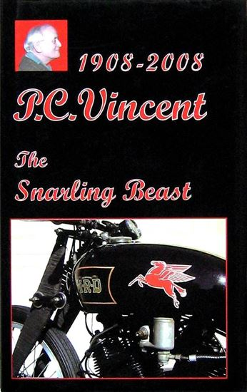 Picture of P.C. VINCENT 1908-2008: THE SNARLING BEAST