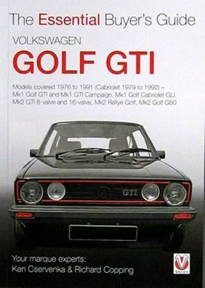 Immagine di VOLKSWAGEN GOLF GTI THE ESSENTIAL BUYER'S GUIDE