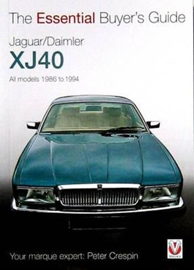 Picture of JAGUAR/DAIMLER XJ40: THE ESSENTIAL BUYER'S GUIDE