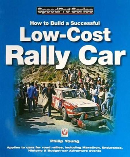 Picture of HOW TO BUILD A SUCCESSFUL LOW-COST RALLY CAR: For Marathon, Endurance, Historic & Budget-car Adventure events