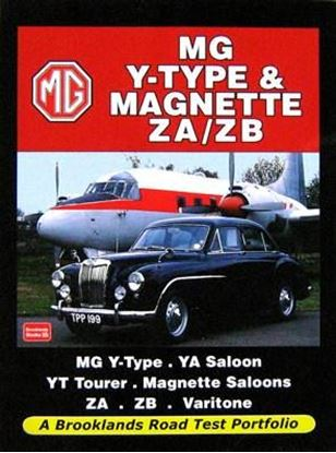 Picture of MG Y-TYPE & MAGNETTE ZA/ZB: A BROOKLANDS ROAD TEST PORTFOLIO
