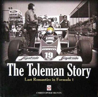 Picture of THE TOLEMAN STORY – LAST ROMANTICS IN FORMULA 1