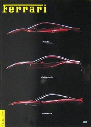 Immagine di FERRARI ANNUARIO 2009-THE OFFICIAL FERRARI MAGAZINE 07/DEC 2009
