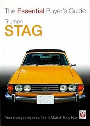 Picture of TRIUMPH STAG THE ESSENTIAL BUYER'S GUIDE