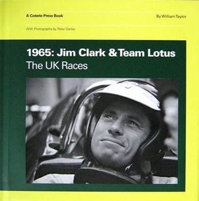 Immagine di 1965 JIM CLARK & TEAM LOTUS, THE UK RACES