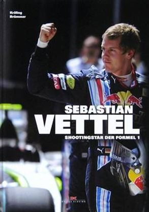 Picture of SEBASTIAN VETTEL SHOOTINGSTAR DER FORMEL 1