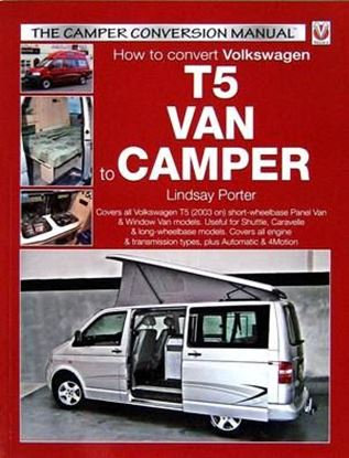 Picture of HOW TO CONVERT VOLKSWAGEN T5 VAN CAMPER
