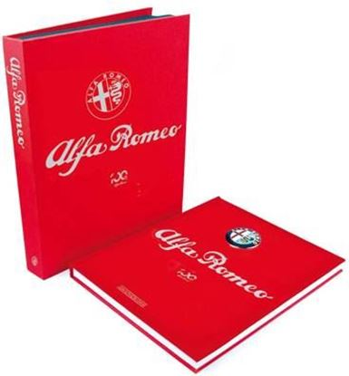 Picture of ALFA ROMEO THE OFFICIAL BOOK - THE CENTENARY EDITION