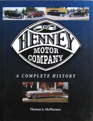 Immagine di HENNEY MOTOR COMPANY A COMPLETE HISTORY