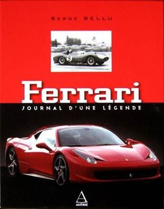 Picture of FERRARI JOURNAL D'UNE LEGENDE