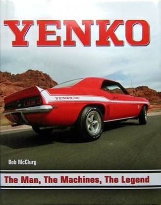 Immagine di YENKO THE MAN, THE MACHINES, THE LEGEND