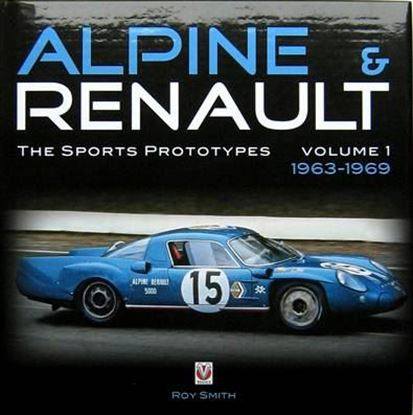 Picture of ALPINE & RENAULT: THE SPORTS PROTOTYPES VOLUME 1 1963-1969
