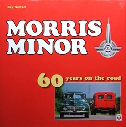 Picture of MORRIS MINOR: 60 YEARS ON THE ROAD