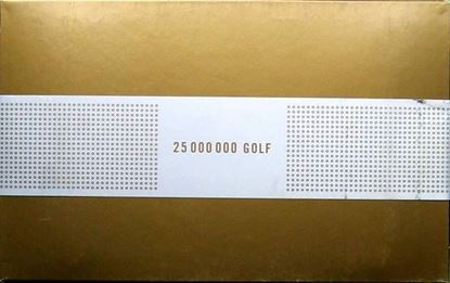 Picture of GOLFBARREN 25.000.000 GOLF (con cofanetto)