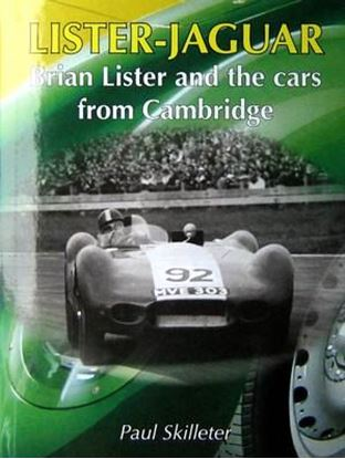 Picture of LISTER JAGUAR BRIAN LISTER AND THE CARS FROM CAMBRIDGE