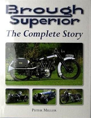 Immagine di BROUGH SUPERIOR THE COMPLETE STORY