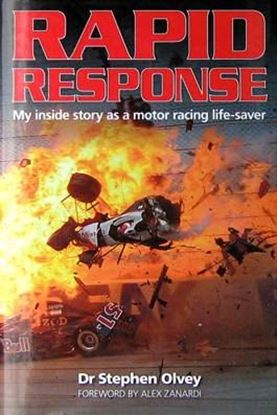 Picture of RAPID RESPONSE: MY INSIDE STORY AS A MOTOR RACING LIFE-SAVER