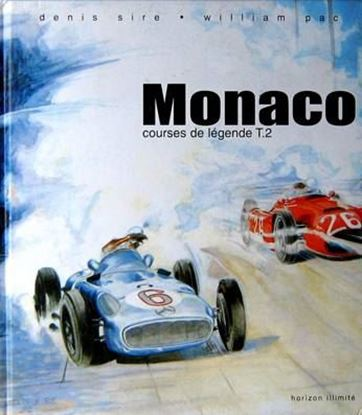 Picture of MONACO COURSES DE LEGENDE T.2