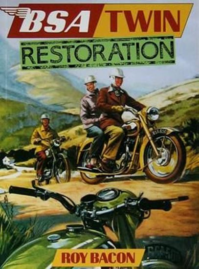 Picture of BSA TWIN RESTORATION