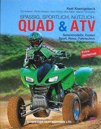 Picture of QUAD & ATV SERIENMODELLE